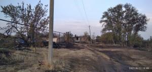 Специалистыгазовой компании контролируютсостояние сетей и безопасность газоснабжения населенных пунктов, где угроза возгорания ещене миновала.