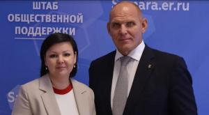 Заключено 36 соглашений с крупными областными структурами, с общественными организациями, сообщила руководитель Штаба Регина Воробьева.