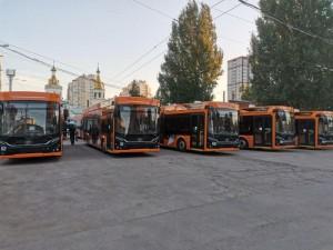 """Троллейбусы """"Адмирал"""" перевезли в Самаре более четверти миллиона человек"""