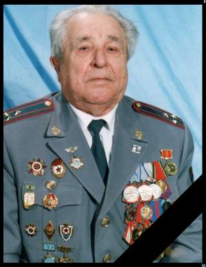 Ушел из жизни бывший начальник Похвистневского РОВД Самарской области