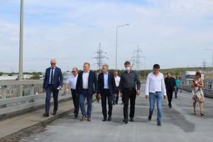 24 августа в Тольятти состоялось выездное рабочее совещание по устранению нарушений, выявленных при строительстве эстакады.