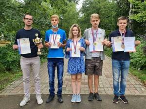 Тольяттинские шахматисты стали серебряными призёрами командного первенства России среди юношей и девушек до 19 лет