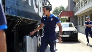 С командой отправился нидерландский защитник Гленн Бейл, который прибыл в расположение клуба накануне.