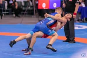 В Самаре прошел Второй Всероссийский турнир по греко-римской борьбе среди юношей