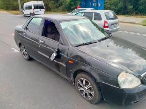 В Тольятти водитель сбил пьяного велосипедиста