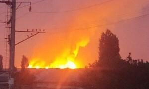 Всего в результате взрывов пострадали 98 человек.