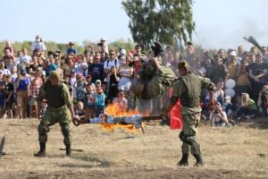Около 8 тыс. гостей посетили форум «Армия-2021» под Самарой
