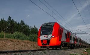 С 1 сентября изменяется время курсирования пригородного поезда Ласточка»