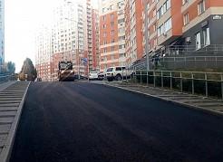 Сегодня в ночь подрядная организация планирует охватить ими финальные 2,5 тысячи «квадратов» по основному ходу дороги.