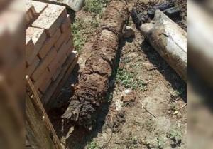 В центре Сызраниобнаружили безаварийно действовавшую120 лет канализационнуютрубу