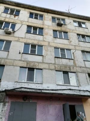 Самарский дом съеден грибком из-за некачественного ремонта
