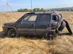 В Похвистневском районе пьяный водитель попал в ДТП, пострадали трое