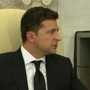 Зеленский утверждает, что Байден поддерживает Украину в вопросе вступления в НАТО