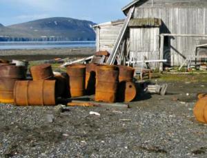 """Проект """"Чистая Арктика"""" предполагает уборки в каждом из арктических регионов России."""