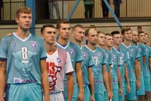 В Новокуйбышевске состоялось торжественное мероприятие, приуроченное к 50-летию мужского профессионального волейбола в регионе и клуба «Нова».