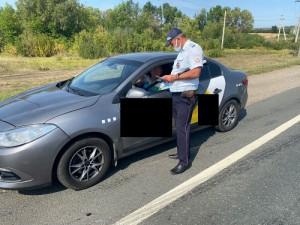 В Самарской области прошло оперативно-профилактическое мероприятие Таксист»
