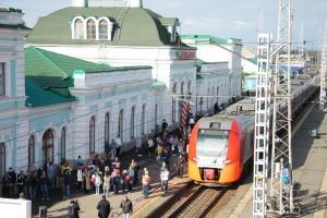 «Ласточку» запустили по туристическому маршруту Сызрань – Самара