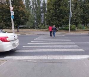 В Тольятти иномарка сбила ребенка на самокате
