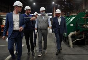 По словам генерального директора компании «ИНКАТЕХ»Владимира Остудина,в планах на ближайшие 2 года повышение производительности труда на 15% ежегодно.
