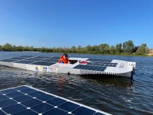 Студенческая команда ТГУ (Вуза-участника НОЦ «Инженерия будущего») стала первой в общекомандном зачёте Всероссийских инженерных соревнований «Солнечная регата»