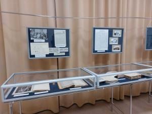 Выставка посвящена 435-летней годовщине основания Самары и истории празднования этого знаменательного события.