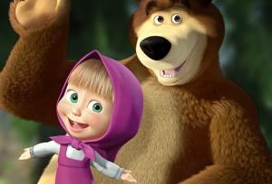 """""""Маша и Медведь"""" и YouTube росли одновременно, и запуск мультсериала еще на ранних этапах развития платформы стал одним из основных причин ее популярности сейчас."""
