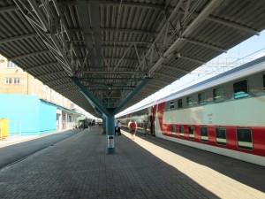 Между Самарой и Москвой в дни ноябрьских праздников запустят дополнительные поезда