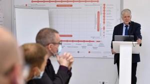 В вузе-участнике НОЦ Инженерия будущего прошло совещание по развитию проектов «Умного Агро»