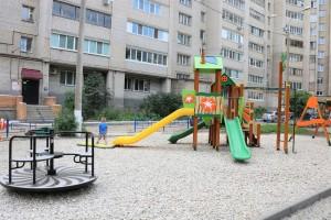 К 1 октября все работы в рамках программы «Формирование комфортной городской среды»должны быть завершены.