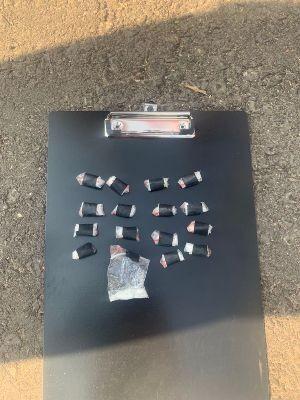 В Самаре транспортные полицейские пресекли факт распространения наркотиков