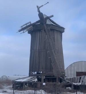 В Самарской области восстановят старинную мельницу
