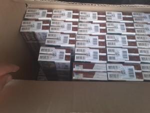 Больше тысячи пачек немаркированной табачной продукции изъяли у жителя Тольятти