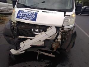 В Тольятти в ДТП пострадали трое пассажиров автобуса