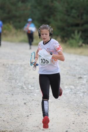 Алина Белова в возрастной категории до 15 лет. Виктория Раевская в возрастной категории до 17 лет.
