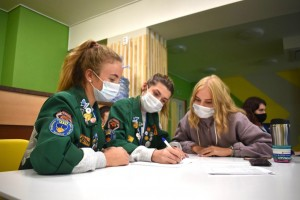 Численность бойцов студенческих отрядов Самарской области насчитывает более двух тысяч человек, объединённых в 65 студенческих отрядов