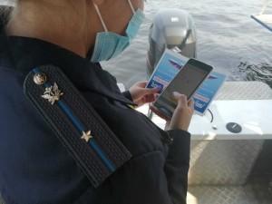 В Самарской области на воде нашли 19 должников