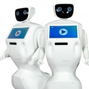 Робот начал проводить экскурсии в самарском историческом мультимедийном парке