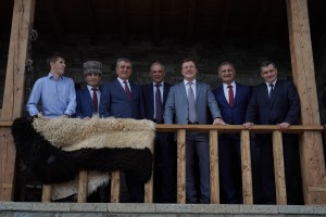 С важным,по-настоящему знаменательным событием для Самарской области и всей нашей страны событием земляков поздравил Дмитрий Азаров.
