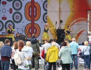Самара отметила День города: ФОТО