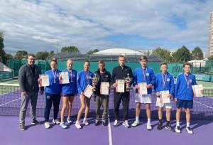 В Тольятти завершилось первенство страны среди спортсменов до 15 лет.