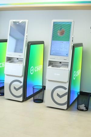 Жители Самары теперь могут мгновенно пополнять транспортную карту через банкоматы Сбербанка