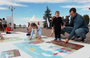 Энергетики «Т Плюс» напомнили гостям Дня города Самары о правилах безопасности вблизи энергообъектов