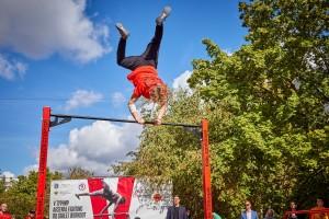 В Тольятти соревновались виртуозы стрит-воркаута