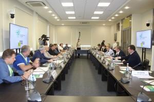 Технопарк «Жигулевская долина» посетил Уполномоченный при ПрезидентеРФ по правам предпринимателей БорисТитов