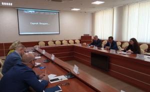 Делегация НОЦ мирового уровня «Инженерия будущего» посетила Круглый стол о транспортировке водорода