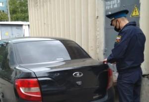 Самарец задолжал почти 600 тысяч рублей и может лишиться авто