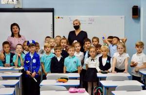 Сотрудники ГИБДД проводят беседы в самарских школах