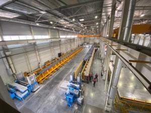 В Тольятти стартовало производство стройматериалов европейского качества