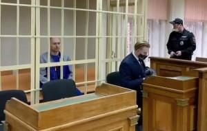 Мужчинудоставили в суд.