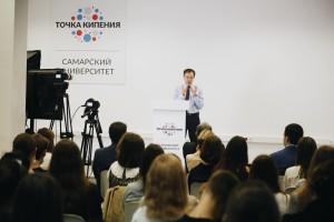 Владимир Мединский выступил перед студентамис лекцией об изучении и преподавании истории.